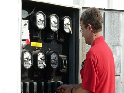 Meter Reading and repairs Caboolture