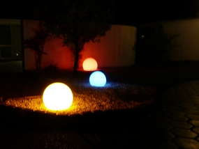 Bribie Island Garden Lights