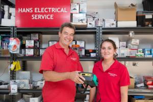Hans & Cassandra Sandstone Electrical