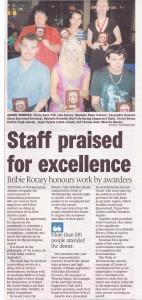 140509 - NP article -Pride of Workmanship Award