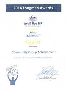 140516 - Longman Awards Finalist in category COMMUNITY GROUP (2)