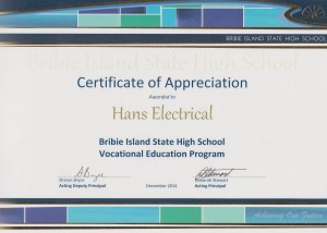 141201 - Certif o Appr - BISHS
