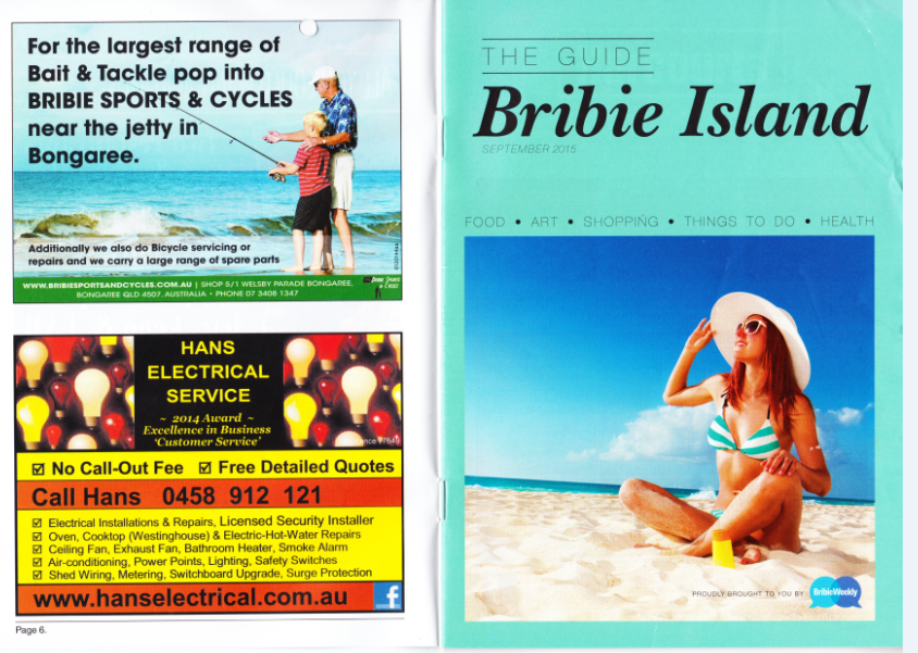 150901 - THE GUIDE - Bribie Island - page 6