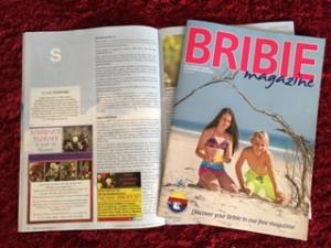 Bribie Magazine 2015